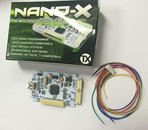 Nand-x Fast Nand Programmer Nova Versão Original Tx