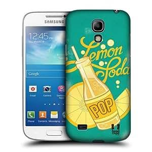 Lemon Soda Vintage Ads Case For Samsung Galaxy S4 Mini I9190 I9192