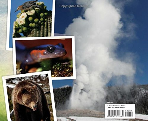 Park Scientists: Gila Monsters, Geysers, and Grizzly Bears in America's Own Backyard (Scientists in the Field Series)