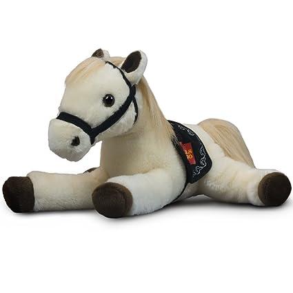 Amazon Com Wells Fargo El Toro Plush Pony Limited Edition