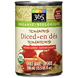 365 Everyday Value Organic Diced Tomatoes