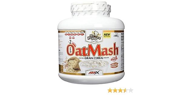 Mr. Poppers OatMash 2 Kg Chocolate blanco: Amazon.es: Alimentación y bebidas