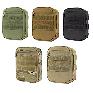 CONDOR Tactical Sidekick Pouch – Black
