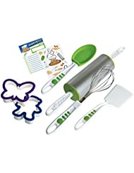 Curious Chef 6-Piece Cookie Kit