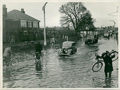 Vintage photo of Flood; Pre 1968
