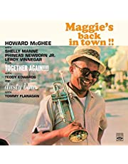 Howard McGhee. Maggie's Back in Town!! / Together Again!!!! / Dusty Blue