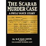 The Scarab Murder Case (English Edition)