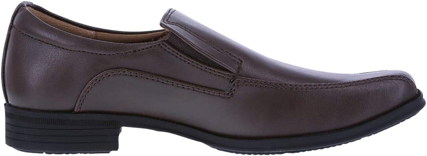SmartFit Boys Grant Slip-On Dress Shoe