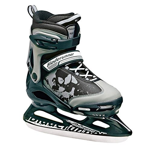 Bladerunner Girls Micro Ice Expandable Ice Skates 5