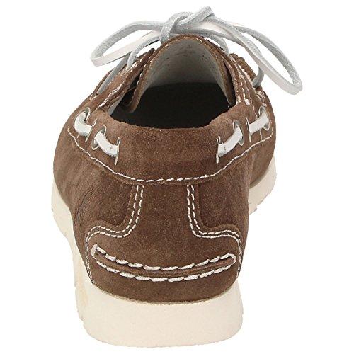 Sioux , Chaussures de ville à lacets pour femme beige beige