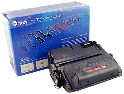 TROY 4200 MICR Toner Secure Cartridge 02-81118-001 yield ...