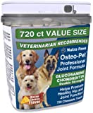 Osteo Pet Glucosamine Chondroitin for Dogs - 720 Ct Value Size