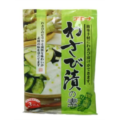 20gX3 bags wasabi pickles Moto by Komirona