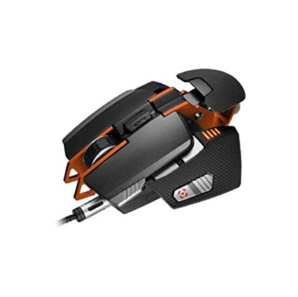 b91d40962f2 Amazon.com: Cougar 700M MOC700S 8200 DPI USB Wired Laser Gaming Mouse,  Black: Computers & Accessories