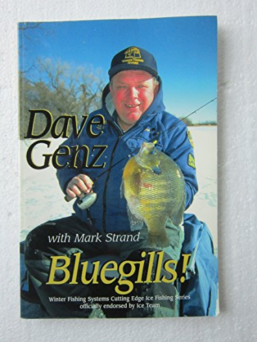 BLUEGILLS! Winter Fishing Cutting Edge Ice Fishing ()