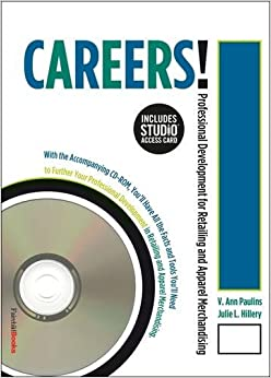 Careers! Professional Development for Retailing and Apparel Merchandising: Bundle Book + Studio Access Card