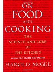 On Food & Cooking