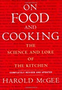 "Harold McGee's On Food and Cooking is a kitchen classic. Hailed by Time magazine as ""a minor masterpiece"" when it first appeared in 1984, On Food and Cooking is the bible to which food lovers and professional chefs worldwide turn for an understanding..."