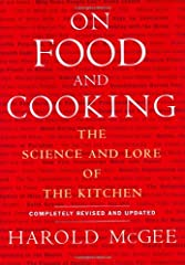 "A kitchen classic for nearly 35 years.  Hailed by Time magazine as ""a minor masterpiece"" when it first appeared in 1984, On Food and Cooking is the bible to which food lovers and professional chefs worldwide turn for an understanding of where..."