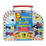 ALEX Toys - Early Learning Pirate Matching - Little Hands