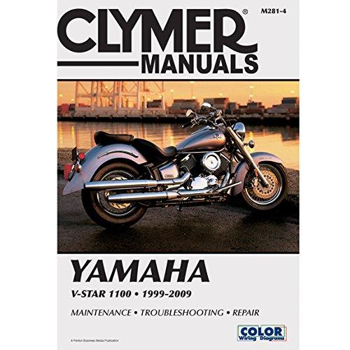 Clymer M281 Repair Manual