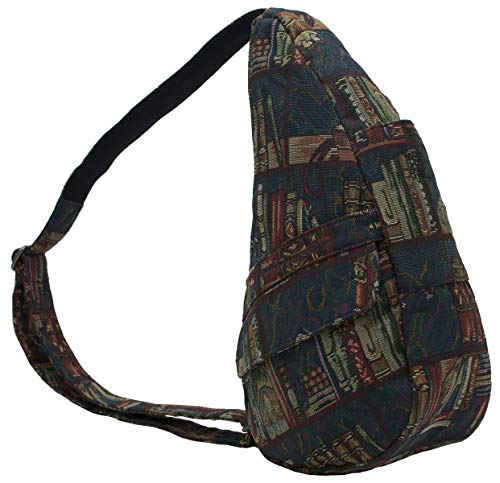AmeriBag Healthy Back Bag tote Tapestry Extra Small (Library)
