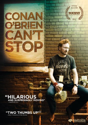 Conan O'Brien Can't Stop (Cant Stop The Music Dvd)