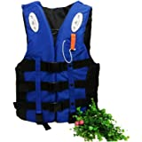Nuoxi Life Jacket Adult Swim Boating Vest Life Jacket Snorkeling Floating Swimming Surfing Water Sports Life Saving Jacket