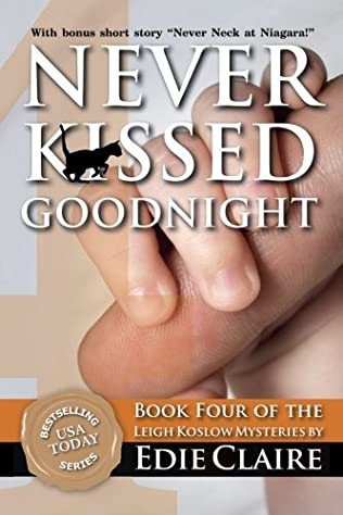 book cover of Never Kissed Goodnight