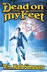 Dead On My Feet (Halflife Chronicles Book 2)