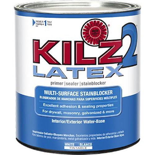 Kilz Latex Primer (Masterchem Industries 20002 KILZ 2 QT)