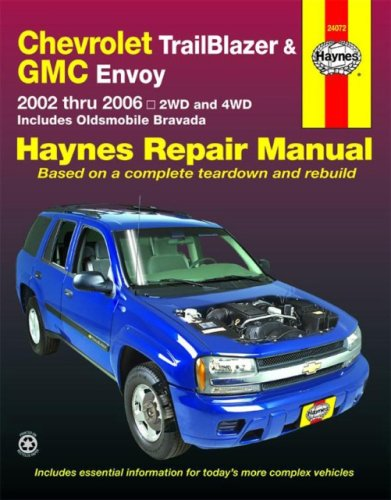 GMC Envoy, 2002-2006 (Haynes Repair Manual) (Chevrolet Trailblazer Manual)