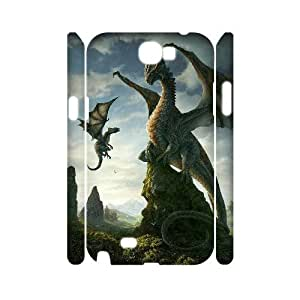 case Of Dragon Customized Hard Case For Samsung Galaxy Note 2 N7100