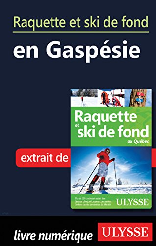 Gaspésie (French Edition)