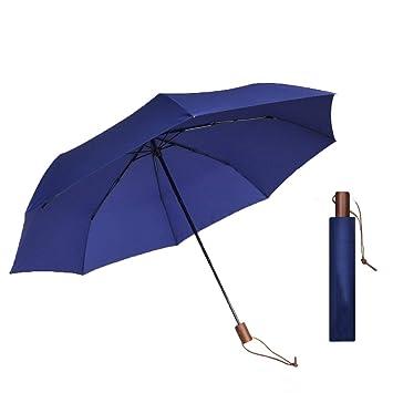 YSKGZ Paraguas Paraguas Abierto De Gran Tamaño De La Mano De ...