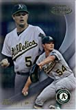 2016 Topps Gold Label Class 1 #54 Sonny Gray Oakland Athletics Baseball Card in Protective Screwdown Display Case