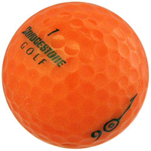 Fantastic Deal! Bridgestone e6 Orange AAAAA Pre-Owned Golf Balls