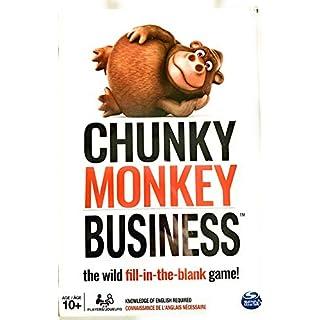 Chunky Monkey Business