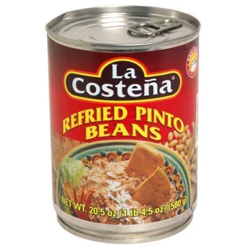 La Costena Refried Pinto Beans 1.8 Lb ( Multi-Pack)