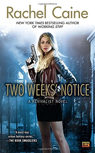 book cover of Two Weeks Notice
