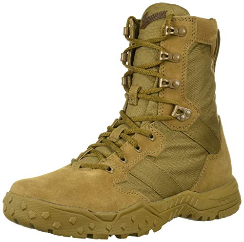 Danner Men's Scorch Military and Tactical Boot, Coyote, 10.5 2E US