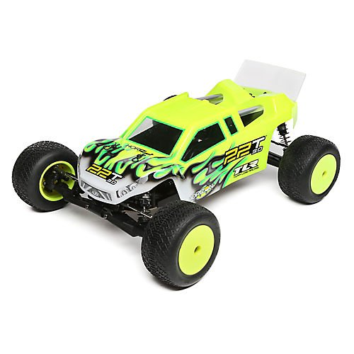 2wd Race Truck Kit (1/10 22T 3.0 MM 2WD Stadium Truck Race Kit)