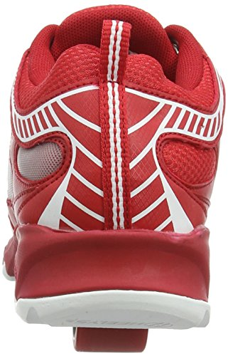 Heelys Unisex Child, Trainer, swift (tx2306a) Red/White (Red/White)