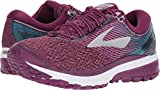 Brooks Women's Ghost 10 Purple/Pink/Teal 5 B US