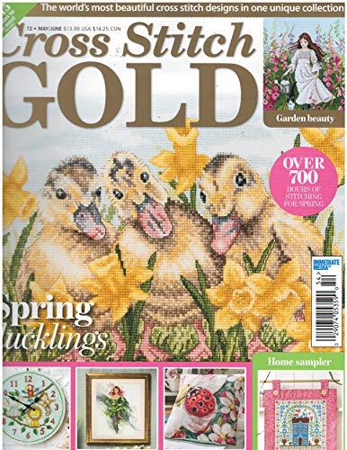 Cross Stitch Gold Magazine May June