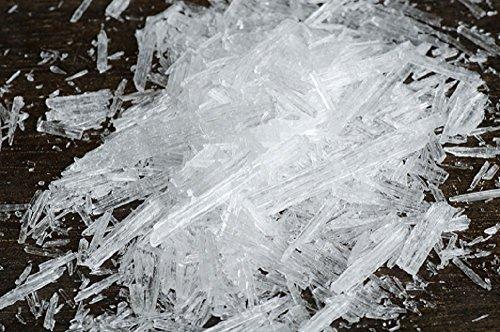 Menthol Crystals - 5.00 Lb. Pouch