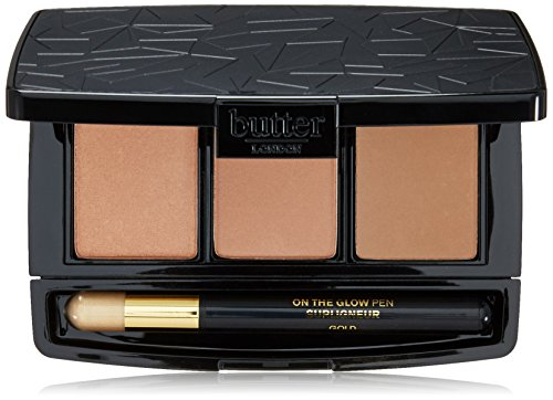 butter LONDON True to Form Clutch Bronzer, Sun Kissed/Sun Baked/Sun Shadow, 5.8 oz.