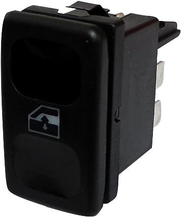 AERZETIX Interruptor bot/ón de funci/ón para ventana compatible con 4FD959851//F C16209