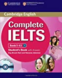 Complete IELTS Bands 5-6. 5 Student's Pack (Student's Book with Answers with CD-ROM and Class Audio CDs (2)), Guy Brook-Hart and Vanessa Jakeman, 052117953X
