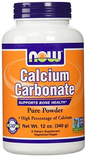 NOW Foods Calcium Carbonate Ounces